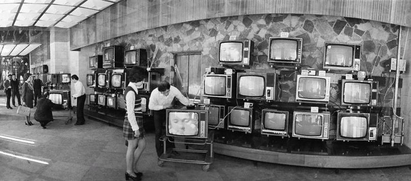 Магазины электроники в СССР экскурсия в прошлое.