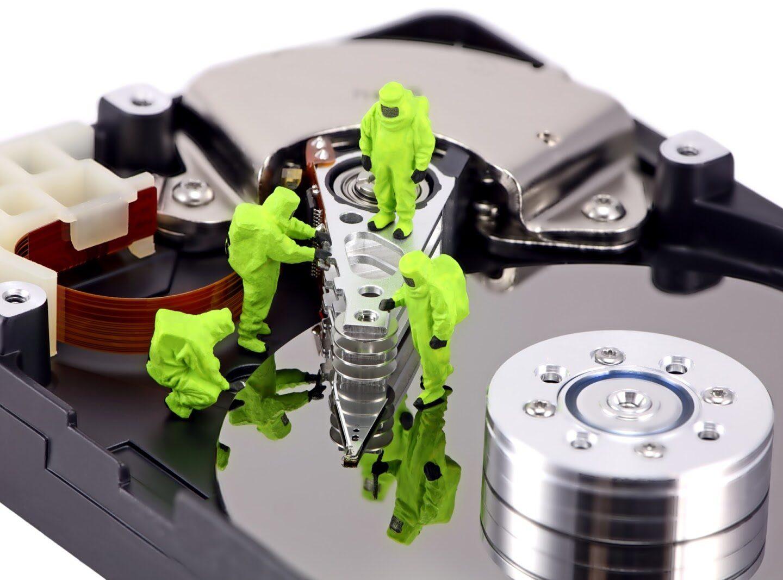 Как восстановить удаленные файлы?